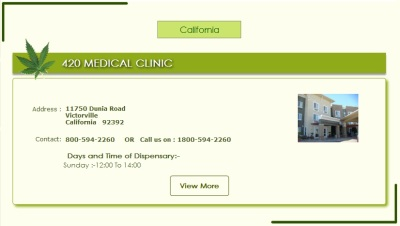 420 Medical Clinics Victorvile