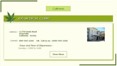 420 Medical Clinics Victorvile